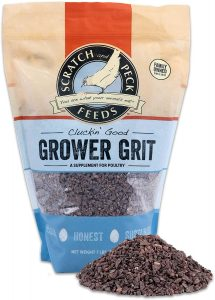 Scratch and Peck Feeds Good Grit Supplement for Ducks